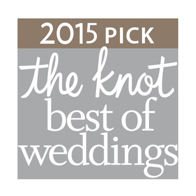The Knot <br>Best of Weddings<br> 2015 Pick title=The Knot <br>Best of Weddings<br> 2015 Pick