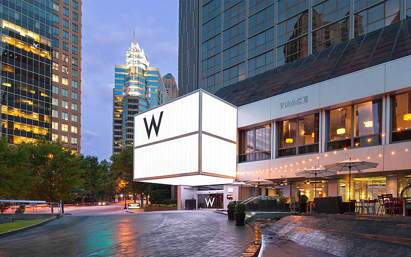 W Atlanta Midtown Hotel title=W Atlanta Midtown Hotel